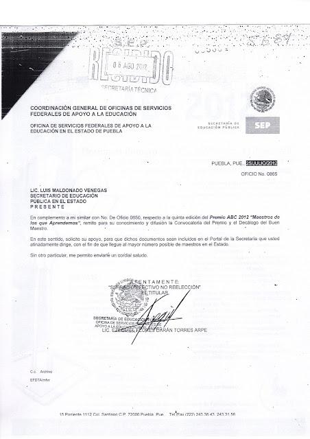 ZONA ESCOLAR 010 PUEBLA PONIENTE DE EDUCACION SECUNDARIA